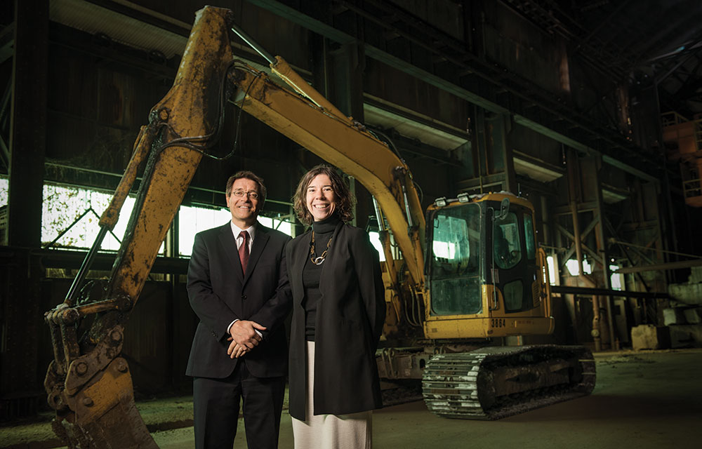 Gary Fedder & Erica R.H. Fuchs, Manufacturing Futures Initiative & Advanced Robotics Manufacturing Institute