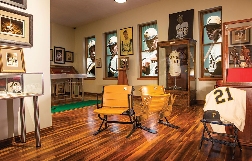 "The Clemente Museum is dedicated to preserving the memory and legacy of ""The Great One,"" Roberto Clemente."
