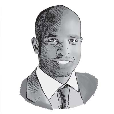 Joshua Pollard, President and CEO of Omicelo, a mission-driven real estate investment firm